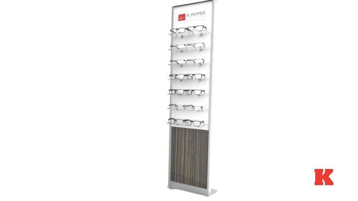 Ayaklı Gözlük Standı