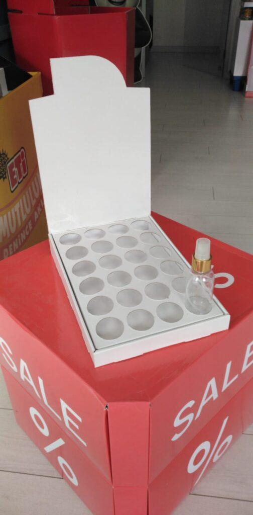 Masaüstü Karton Stand