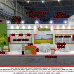 İzmir Agro Expo Organiq Fuar Stand